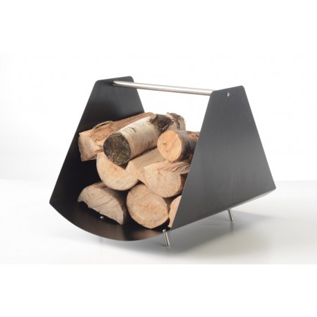Koszyk model K04c (czarny)