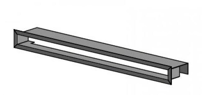 Kanał wentylacyjny KW01